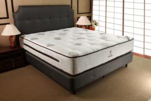 Mang phong cách đệm châu âu về phòng ngủ